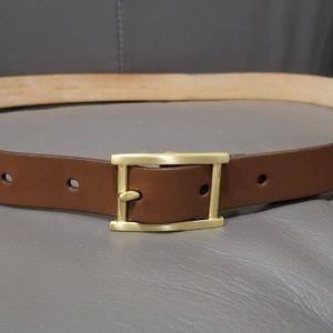 Uniqlo Leather Belt